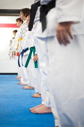 Starting a martial art school