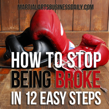 How to stop being broke podcast episode