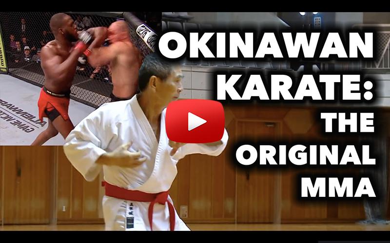 karate and taekwondo in MMA