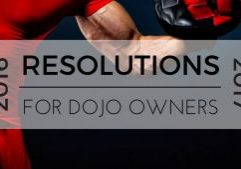2017 resolutions for martial art school owners
